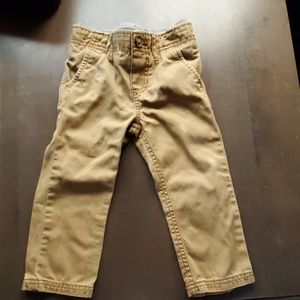 Carter's Bottoms - Carters khaki pants